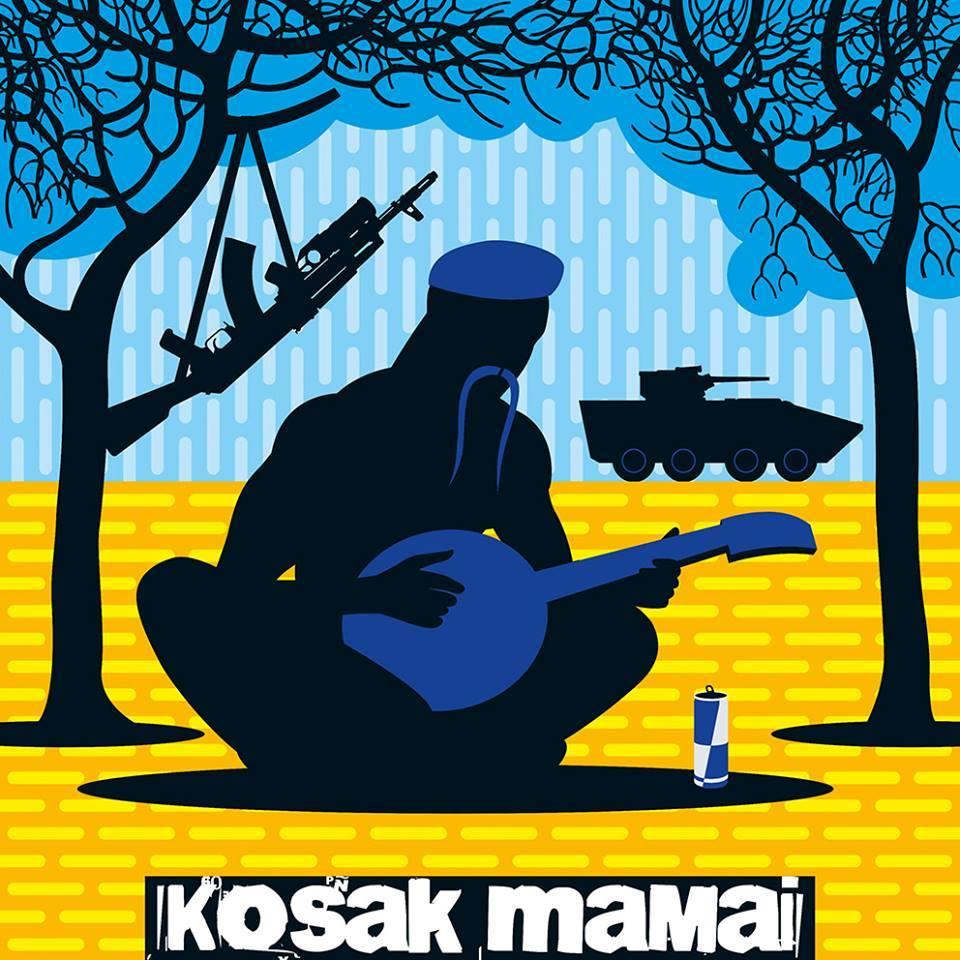 kozak mamay